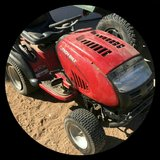 22HP Troy Built Garden Tractor in Yucca Valley, California