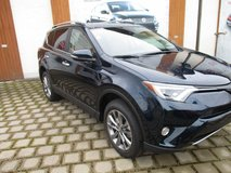2018 TOYOTA RAV4 LIMITED AWD. in Ansbach, Germany