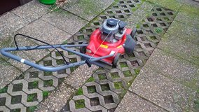 Lawn Mower and Weed-Eater both gas in Ramstein, Germany