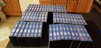 Babylon 5 Entire Collection / VHS in Kankakee, Illinois