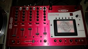 MUST SELL!!! MUST GO!!! like new condition DJ Numark Mixer in Yorkville, Illinois