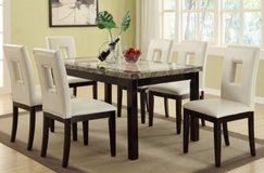 7PC DINING SET FREE DELIVERY in Camp Pendleton, California