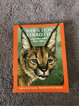 *When Lion Could Fly and other tales from Africa in Okinawa, Japan