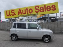 2005 SUZUKI ALTO LAPIN in Okinawa, Japan