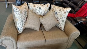 Factory closeouts New sofa and loveseat in Wilmington, North Carolina