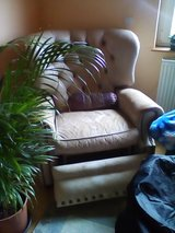 recliner real leather in Ramstein, Germany