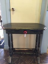 """Small table 17""""wide 13""""deep 32""""tall in Conroe, Texas"""