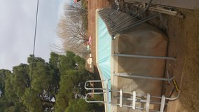 Intex Above Ground Pool in Alamogordo, New Mexico