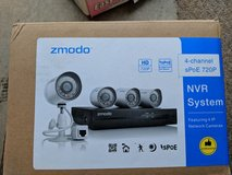 zmodo security camera system in Travis AFB, California
