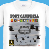 Fort Campbell T-Shirt in Fort Campbell, Kentucky