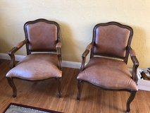 Leather Chairs in Fairfield, California