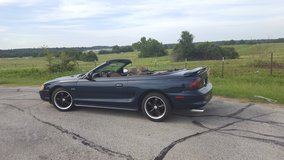 1996 Cammed Mustang GT Convertible in Spring, Texas