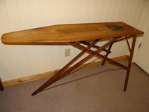 Antique wooden IRONING BOARD Rid-Jid brand - great condition in Conroe, Texas