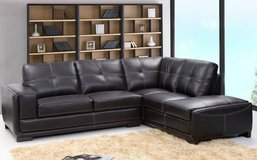 """BRAND NEW IN PKG! CONTEMPORARY SLEEK STYLING SOFA CHAISE """"COMFY"""" SECTIONAL in Camp Pendleton, California"""
