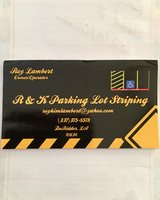 R&K Parking Lot Striping in Fort Polk, Louisiana