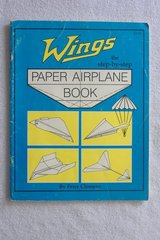 """WINGS"" Paper Airplane Book in 29 Palms, California"