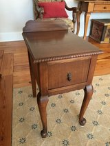 REDUCED!!!!  Side Table (with drawer) in Macon, Georgia