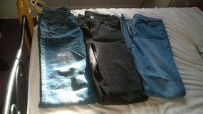 3 pairs of womens jeans, size 12, excellent condition in Lakenheath, UK