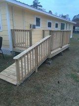 Fences, decks, sheds etc in Livingston, Texas