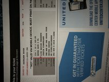 Justine Timberlake 2 tickets in Chicago, Illinois