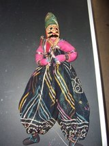 Vtg Indian/Mid Eastern Stage Puppet in Perry, Georgia