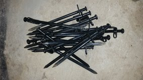 Heavy Duty High Strength Steel Camping Tent Stakes (20) in Rolla, Missouri