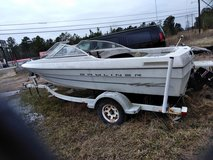 Bayiner Boat no title but very worth a grand in Fort Polk, Louisiana
