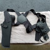 Uncle Mike's shoulder holster in Fort Knox, Kentucky