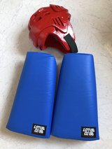 JR Headgear & Sparring pads in Okinawa, Japan