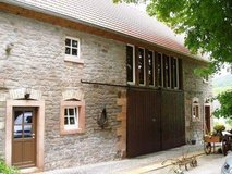 TLA TDY in barn conversion in Ramstein, Germany