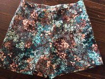 H&M floral/abstract shorts in Okinawa, Japan