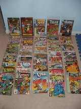 Marvel Comic books, posters and more. * 1ST Hundred, buys the whole lot. * in Aurora, Illinois