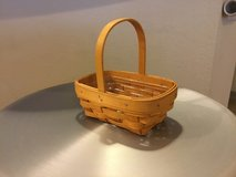 Small Longaberger Basket in Kingwood, Texas