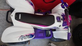 **Yamaha Raptor ATV 12-Volt Battery-Powered Ride** EXCELLENT CONDITION!!! in Fort Campbell, Kentucky