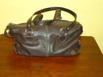 """brown leather """"the sak"""" purse in St. Charles, Illinois"""