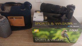 New Nikon D500 wildlife and sports kit in Fort Rucker, Alabama