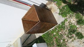 free wooden boxs & maple wood in Okinawa, Japan