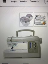 Futura Quartet™ 4-in-1 Embroidery and Sewing Machine in Fort Carson, Colorado