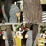 Havanna twist braids and sewins weaves extensions in Camp Pendleton, California