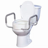 HANDICAP  RAISED TOILET SEAT by MED-LINE in Kingwood, Texas