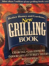 Cookbook BHG Grilling in Spring, Texas