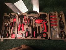 161 pcs apollo household tool kit in Clarksville, Tennessee