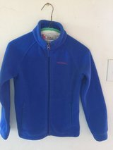 Columbia fleece jacket, kids size medium in 29 Palms, California