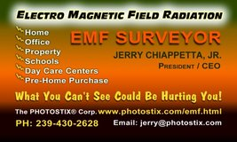 Still Feeling Fatigue after Exercising? EMF Radiation Home & Property Testing Services in MacDill AFB, FL