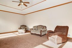 SOFA, LOVESEAT AND OVERSIZED CHAIR-FREE!!!! HURRY PICK UP ASAP in Naperville, Illinois