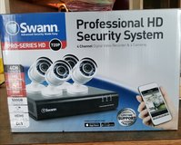 SWANN PROFESSIONAL HD SECURITY SYSTEM in Fort Benning, Georgia