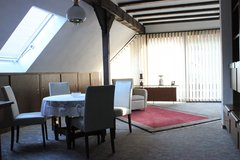10 min. to Vogelweh (KL), 130 sqm fully furnished Apt., wireless internet for free in Ramstein, Germany