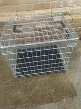 Metal pet carrier/home in Spring, Texas