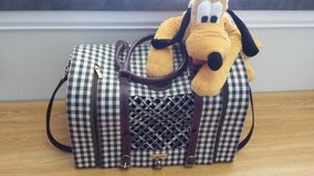 Burberry inspired Pet Dog Cat Carrier in St. Charles, Illinois