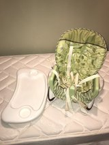 Fisher Price space saver booster high chair in Naperville, Illinois